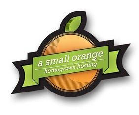 a-small-orange-logo